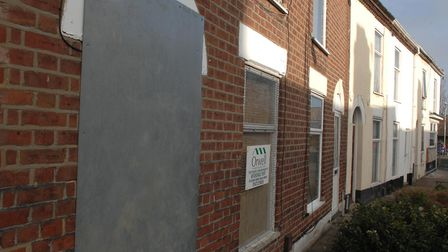 More than 3,700 homes in Norfolk have been empty for at least six months. Pic: Archant Library.