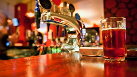 New measures means pubs can dispose of wasted beer without a brewery representative while social dis