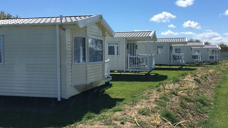 Hotels, caravan parks and campsites have been ordered to close amid the coronavirus pandemic. Pictur