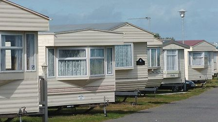 People are being advised against travel to caravan parks or holiday homes, but the council is rentin
