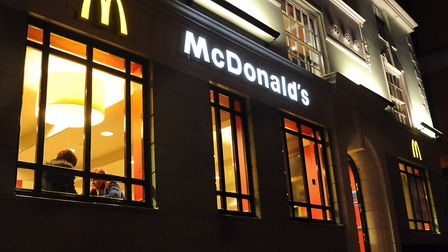 Supplies of meat and potatoes destined for McDonald's are set to be diverted to the retail supply ch