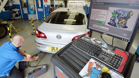 The Department of Transport is currently in discussions about MOTs for cars, motorbikes and vans dur