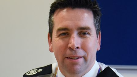 New assistant chief fire officer, Scott Norman, talks about mental health wellbeing in the fire serv