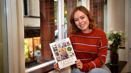 Tanya Burr book signing at Jarrolds.Picture: ANTONY KELLY