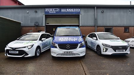 ABC Taxis. Byline: Sonya Duncan Copyright: Archant 2019