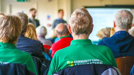 The Extra Time group for over-55s is one of the regular services offered by CSF Picture: Community S
