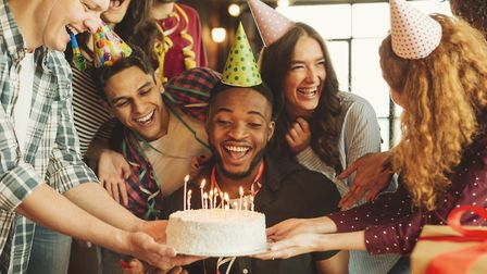 How to celebrate a birthday while in lockdown. Picture: Getty Images/iStockphoto