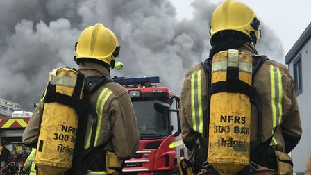 Norfolk Fire and Rescue Service are in talks with The East of England Ambulance Service Trust, after