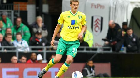 Ryan Bennett signed for Norwich City in January 2012. Picture: Paul Chesterton/Focus Images