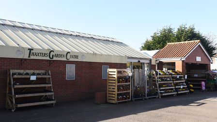 Thaxters Garden Centre at Dersingham, which is delivering Picture: Ian Burt