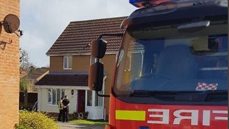 Firefighters from North Lowestoft and Lowestoft South fire stations were knocking on the doors of ho