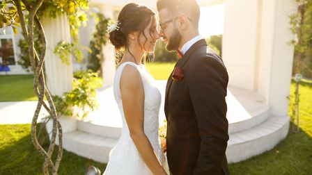 Many brides and grooms have been able to rearrange their weddings for later in the year. Picture: Ge