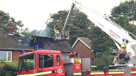 Fire chiefs fear there could be an increase in house fires during coronavirus lockdown. Picture Dan