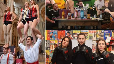 Lost in Translation Circus workshops, Bongo's Bingo and boxing classes from Hustle are just some of