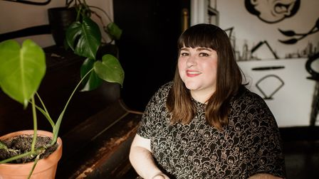 The Fierce Babe Market, run by Sara Davey (pictured) and Amber Green has been made into a virtual ev