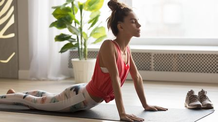 You can now take part in online pilates classes Credit: Getty Images/iStockphoto