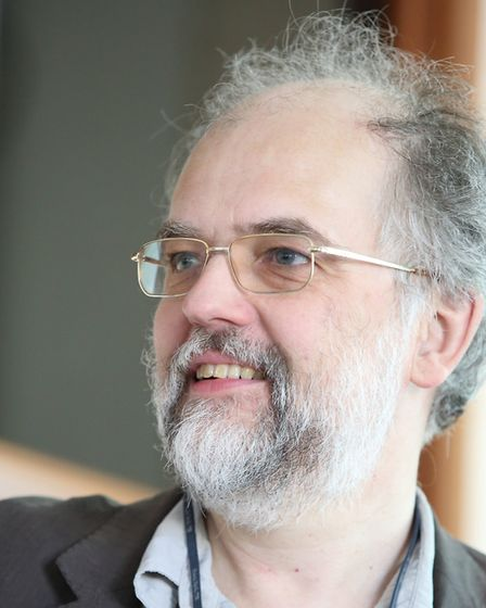 Professor Paul Hunter was the lead author of the study. Picture: UEA