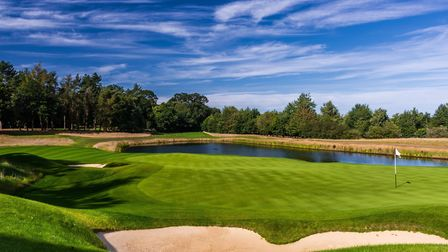 Royal Norwich has come runner-up in the prestigious annual Golf Inc World Development of the Year aw