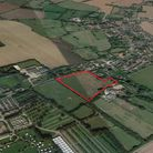 The site where MLN wants to build 43 homes. Picture: Google
