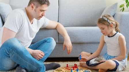 Board games are a great way to keep busy Picture: Getty Images/iStockphoto