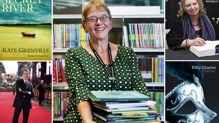 The most popular eBooks downloaded from Norfolk's library service have been revealed. Picture: Canon