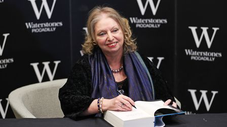 Hilary Mantel. Picture: YUI MOK/PA IMAGES