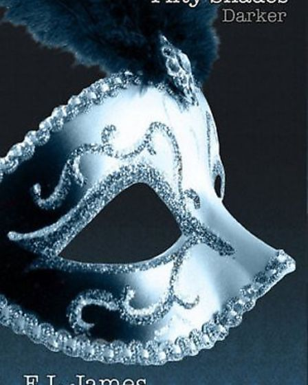 Fifty Shades Darker by E L James. Pic: Archant Library.
