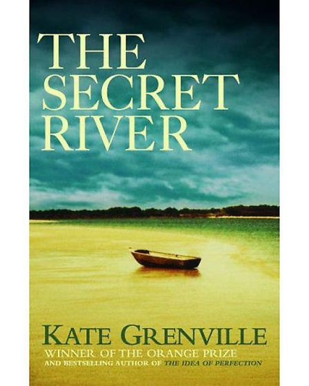 The Secret River by Kate Grenville. Pic: Archant Library