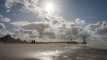 Scheveningen is just half an hour from the Hook of Holland ferry Picture: Getty Images/iStockphot