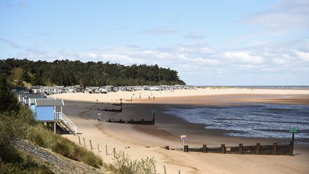 Stay away from the beaches: People in Norfolk are being urged not to head out this Easter weekend. P