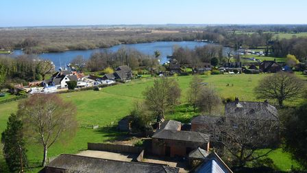 The Broads may be tempting, but people should stay at home this Easter. Picture: DENISE BRADLEY