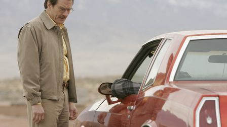 Byran Cranston as Walter White in Breaking Bad. Picture: Sony Pictures Television Inc