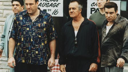 The Sopranos. Picture: HBO
