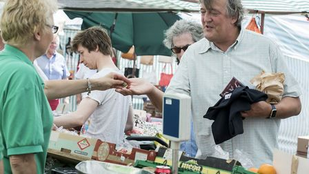 Swaffham Town Council made the decision to re-open the market after a number of traders and resident