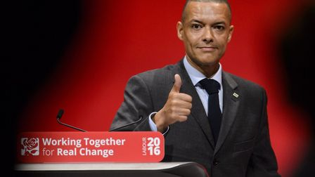 MP Clive Lewis has called for more to be done to bring UK nationals home. PHOTO: Matt Crossick/ EMPI