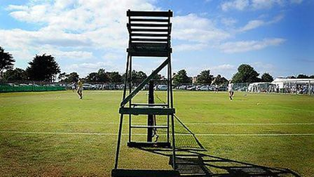 The Hunstanton Tennis Tournament has been cancelled Picture: Archant