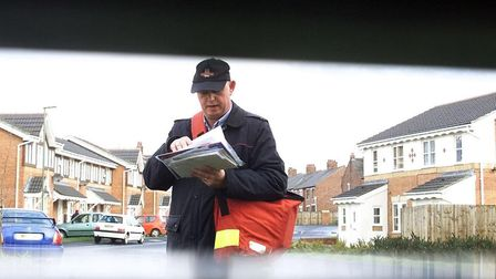 Royal Mail has stopped Saturday deliveries due to the coronavirus outbreak. Picture: PA Images/Owen