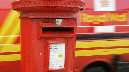 Royal Mail said it continue to collect all mail from businesses, post offices and post boxes despite