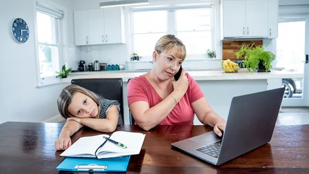 Don't worry. Your home schooling efforts are no worse than anyone else's, says Rachel Moore