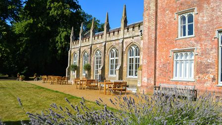 The Orangery Tea Room at Ketteringham Hall, near Wymondham, is inviting people to submit lockdown re
