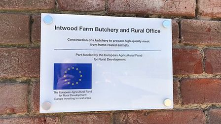 A new butchery has been launched at Intwood Farm outside Norwich, specialising in rare native livest