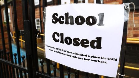 Norfolk and Suffolk's schools must be top of the list to reopen once coronavirus lockdown is lifted,
