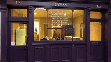 The new Residence salon has opened in Lowestoft't High Street. Picture: Robyn Kyriakou