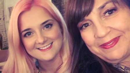 Mother and daughter hairdressing team Alexia Kyriakou-Malik and Robyn Kyriakou have worked tirelessl
