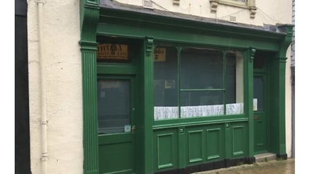 The former No Place Like Home café on the High Street in Lowestoft has been transformed into the new