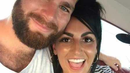 Emma Locke, 32, and her fiancé Joshua Leswell, 28, were due to get married on May 1, but due to the