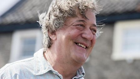 Norfolk-born actor and comedian Stephen Fry Picture: Matthew Usher/Archant