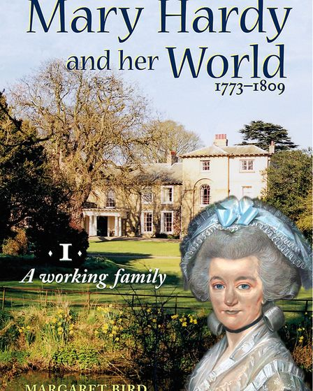 Mary Hardy and her World by Margaret Bird Volume 1 shows Mary Hardy in 1785.