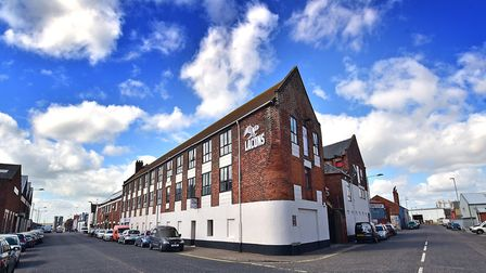 Lacons Brewery, in Great Yarmouth. Picture: ANTONY KELLY