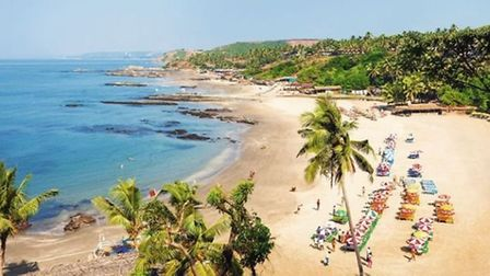 The holiday location of Goa. Pic: Archant library